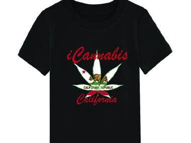iCannabis t-shirt