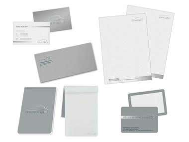 Stationary for Car Company