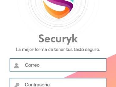 Aplicación móvil para Android/iOS