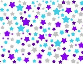 nº 6 pour Girly Banner With Stars par sonalfriends86