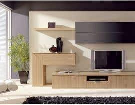 #3 for Diseñar un muebles de melamina y modelarlo de forma realista en 3D by arqyonathan