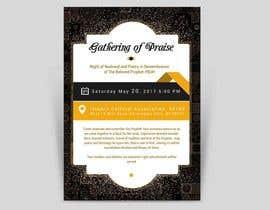 Nro 24 kilpailuun Design A Flyer for an Event käyttäjältä sriosdesign