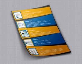Nro 9 kilpailuun Design a Product Flyer käyttäjältä ahmedgalal185