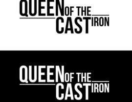#15 for Design a Logo for Queen of the Cast Iron by alessiogreco