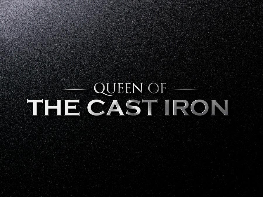 Proposition n°16 du concours Design a Logo for Queen of the Cast Iron