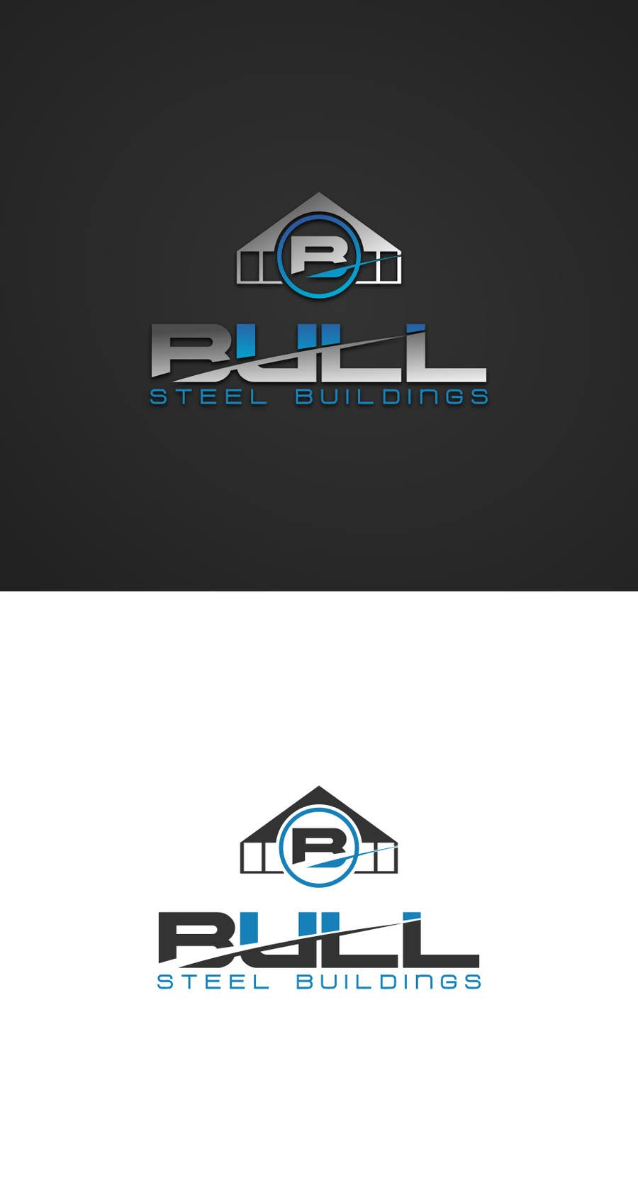 Proposition n°175 du concours Design a Logo for Steel Building Maker
