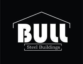 nº 177 pour Design a Logo for Steel Building Maker par AsaelM