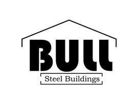 nº 178 pour Design a Logo for Steel Building Maker par AsaelM