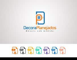 #92 for Design a Logo for Decora Planejados by Rajmonty