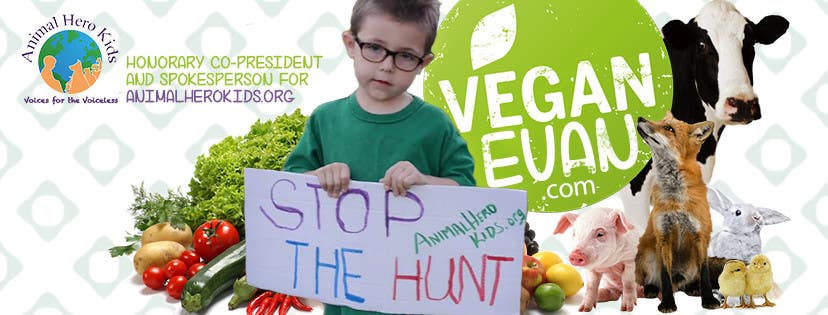 Proposition n°36 du concours VeganEvan Facebook Page Cover Photo Contest