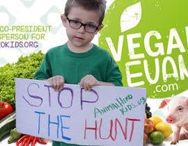 nº 36 pour VeganEvan Facebook Page Cover Photo Contest par Tabitha343