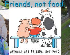 #38 for VeganEvan Facebook Page Cover Photo Contest by SmPrime11