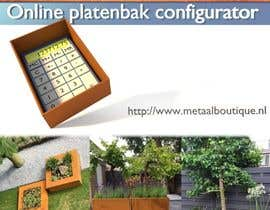nº 16 pour Web-based planter calculator promotional image par nilslindback