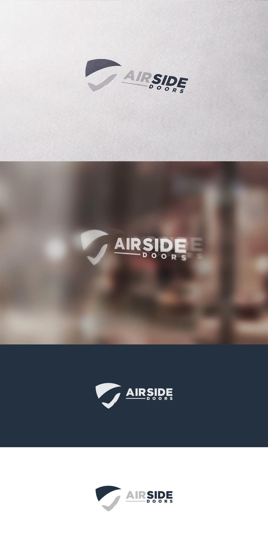 Contest Entry #498 for AirSide Doors- NEW LOGO CONTEST