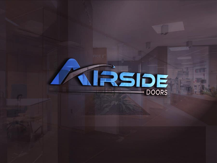 Contest Entry #443 for AirSide Doors- NEW LOGO CONTEST