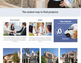 #9 for Build a Real Estate Website by imohchard