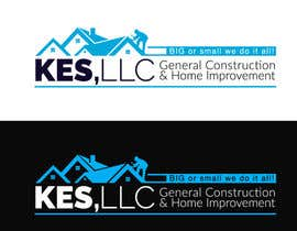 nº 21 pour Design a logo for KES General Construction & Home Improvement par amkazam