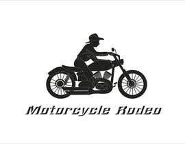 nº 20 pour Motorcycle Rodeo Logo par nasta199630