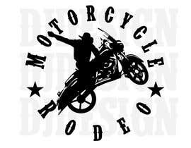 #7 for Motorcycle Rodeo Logo by DjIloveDESIGN