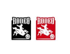 nº 25 pour Motorcycle Rodeo Logo par amkazam