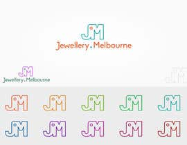 #10 for Jewllery. melbourne logo design by shaggyshiva
