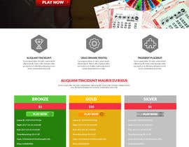 nº 21 pour logo + website design for lottery an easy task for a designer par aryamaity