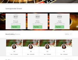 #44 for logo + website design for lottery an easy task for a designer by SALESDGWEB