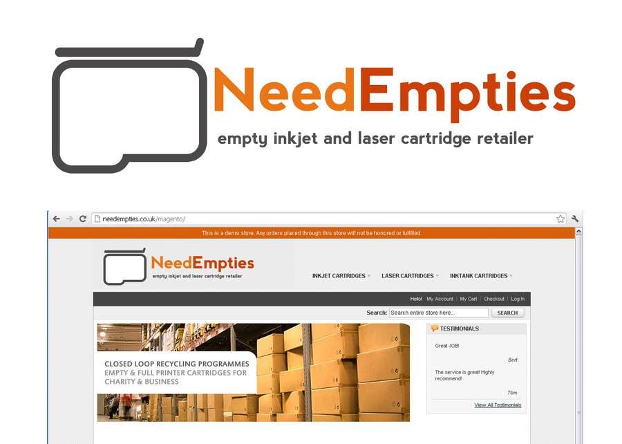 Penyertaan Peraduan #11 untuk Logo for Need Empties