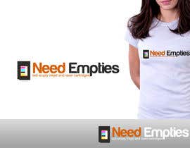 #38 for Logo for Need Empties by csdesign78