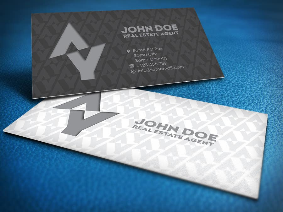 Contest Entry #756 for Design some Business Cards