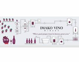 nº 4 pour Hand-drawn illustration of wine-making process par reyryu19