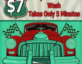 #4 for Design a sign for a car wash by siddqueahmed125