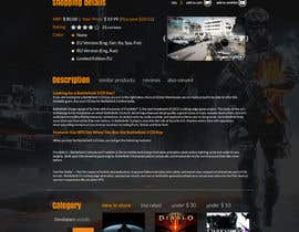 Nro 24 kilpailuun Website Design for CDKEY Warehouse for interspire shopping cart käyttäjältä hipnotyka