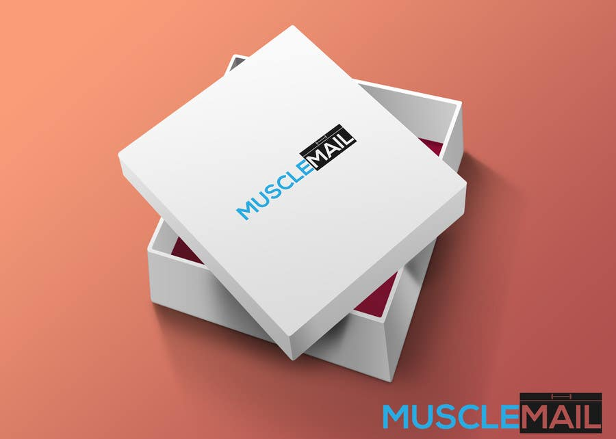 Proposition n°347 du concours Logo Design for MuscleMail - new UK fitness business