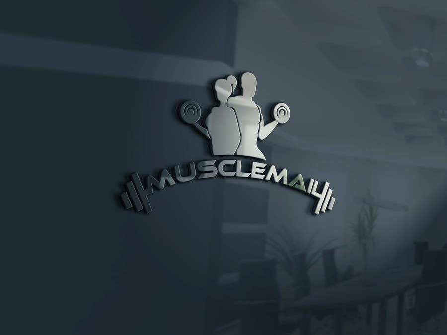 Proposition n°121 du concours Logo Design for MuscleMail - new UK fitness business