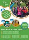Proposition n° 6 du concours Graphic Design pour Education Preschool and Kindergarten Registration Flyer