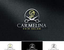 nº 82 pour Hair Salon Logo Design par debasish386