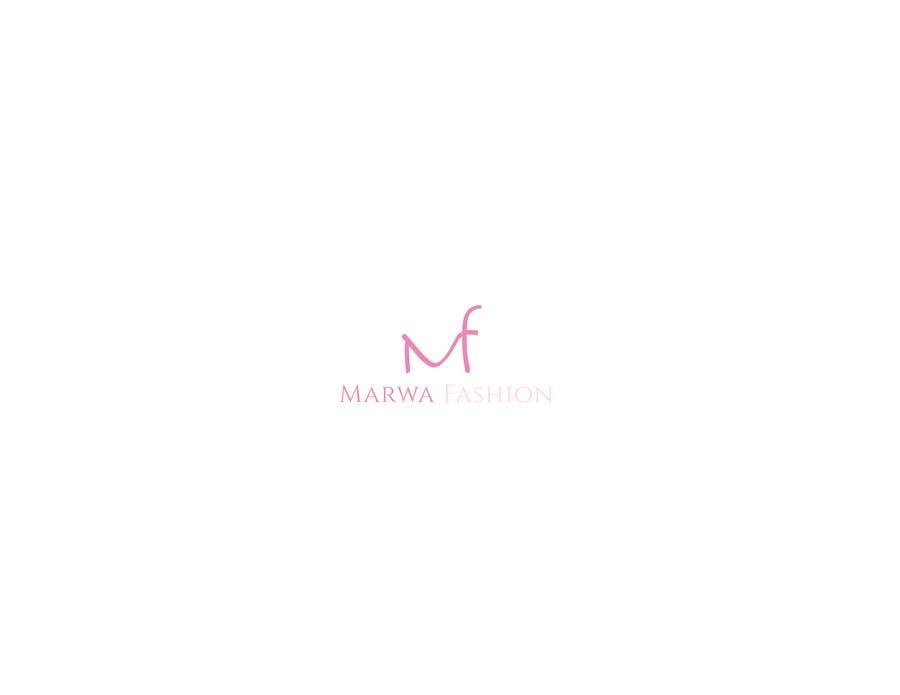 Proposition n°113 du concours Marwa Fashion Logo Design