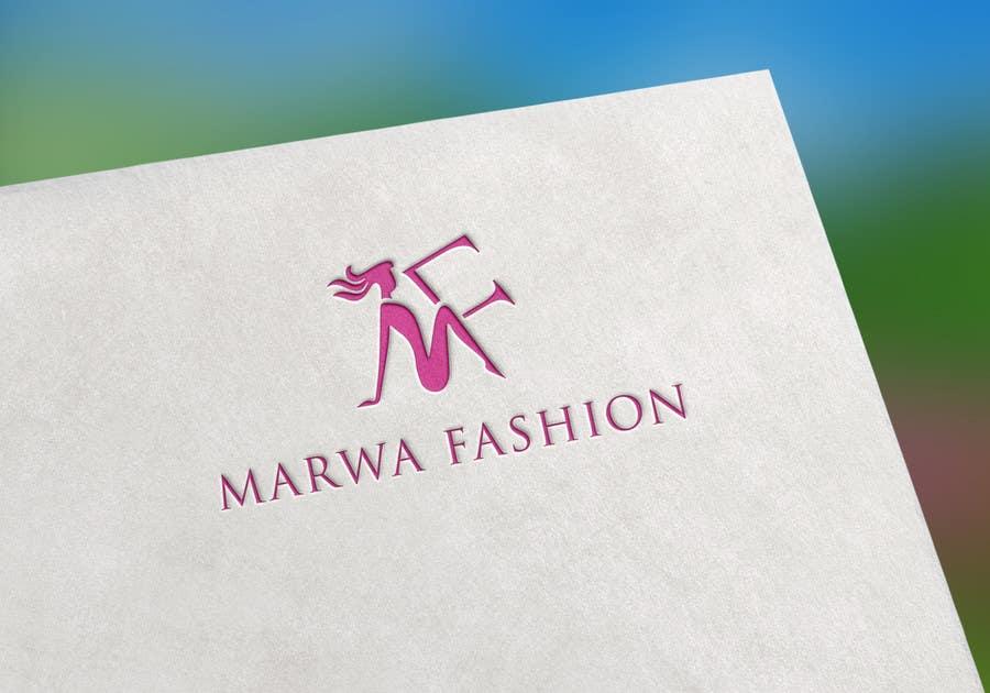 Proposition n°153 du concours Marwa Fashion Logo Design