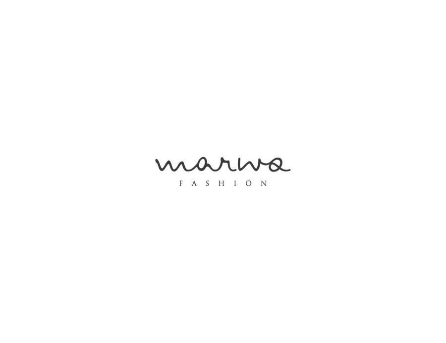 Proposition n°62 du concours Marwa Fashion Logo Design