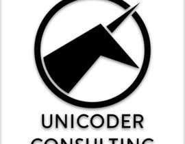 nº 26 pour Unique Logo for our company - Unicoder Consulting par R3zu3