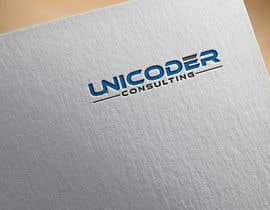#63 for Unique Logo for our company - Unicoder Consulting by design4win