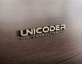 #65 for Unique Logo for our company - Unicoder Consulting by design4win