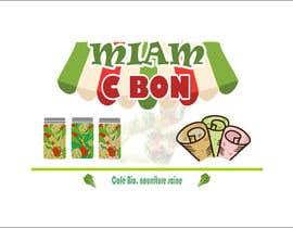 nº 17 pour Design a Logo for Fried Ice Cream Roll, salad bar, wrap ( healthy food ) par yunitasarike1