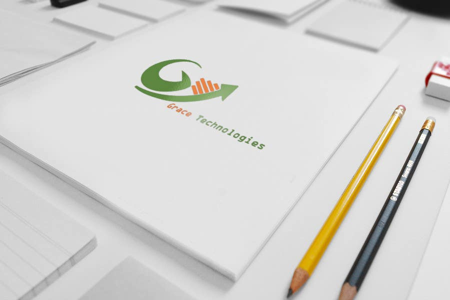 Kilpailutyö #                                        4                                      kilpailussa                                         Design a Logo, business card and letter head