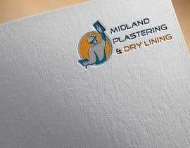 nº 4 pour Logo and Business Cards for Plastering compnay par himujaved