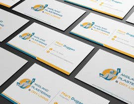 nº 5 pour Logo and Business Cards for Plastering compnay par himujaved
