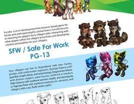#19 for Design a Flyer for online game af stylishwork