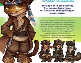 #28 for Design a Flyer for online game af davidpr08
