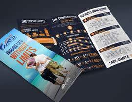 Nro 14 kilpailuun Redesign a Tri-Fold Business Brochure käyttäjältä maleksandar90